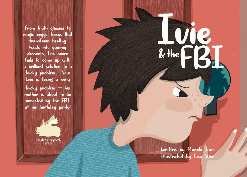 Ivie and the FBI