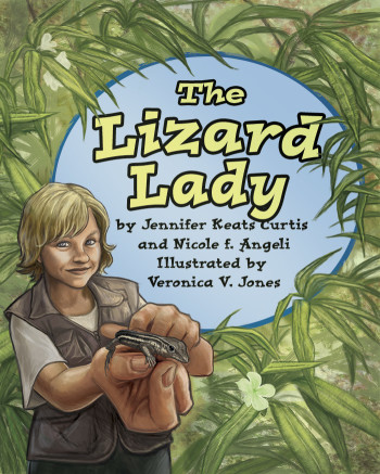 The Lizard Lady (Helping Animals & Changing Habitats)