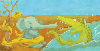 Just So Stories –The Elephant's Child