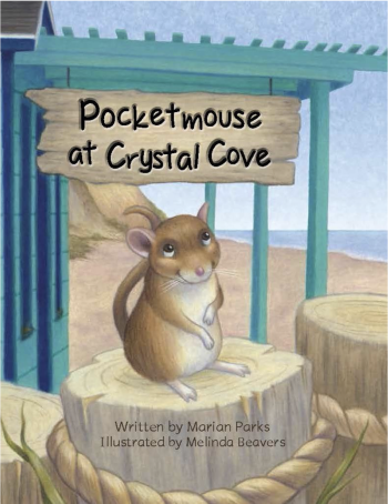 Pocketmouse at Crystal Cove