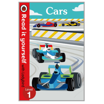 Cars - Read it Yourself with Ladybird Level 1