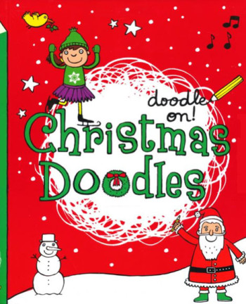Doodle On!: Christmas Doodles (Hardcover)