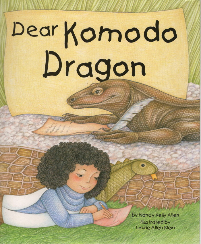 Dear Komodo Dragon