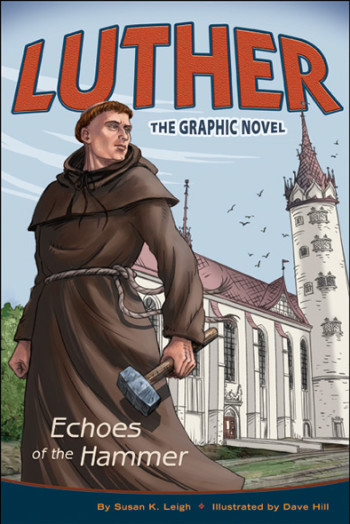 luther.  echoes of the hammer