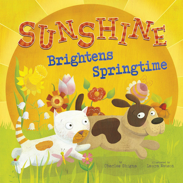 Sunshine Brightens Springtime