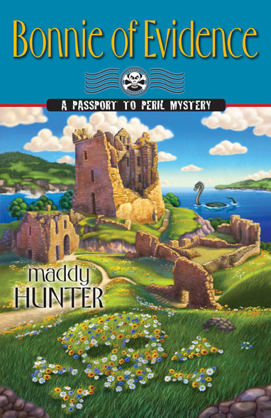 Bonnie of Evidence, A Passport to Peril Mystery