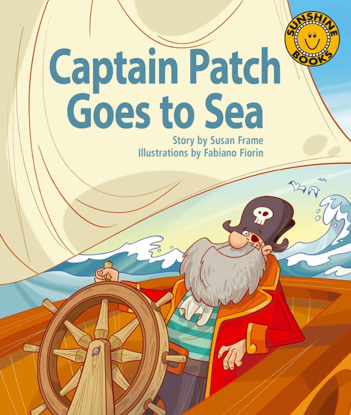 Captain Patch Goes to Sea