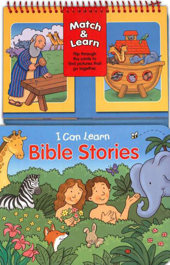 I Can Learn Bible Stories