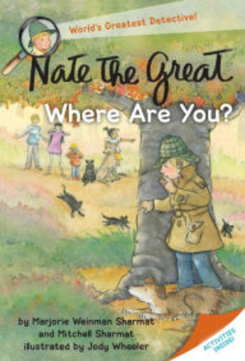 Nate the Great Where are You?