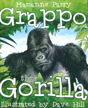 Grappo the Gorilla