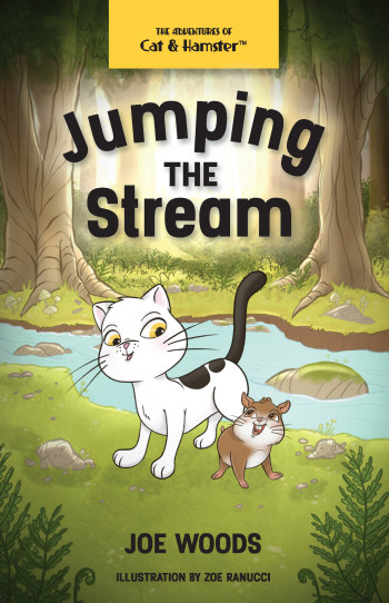 The Adventures of Cat and Hamster - Jumping The Stream