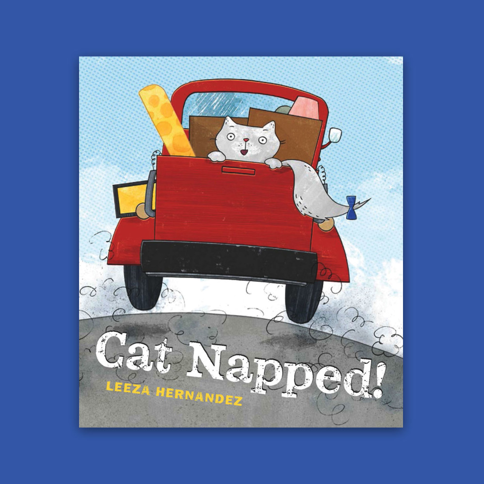 Cat Napped!