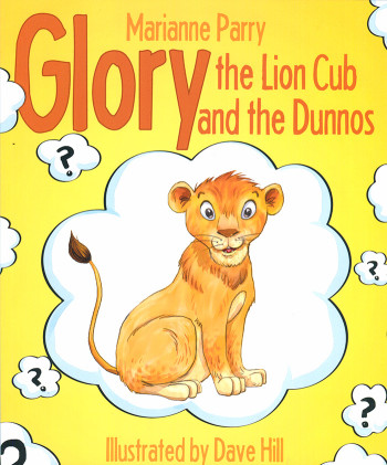 Glory the Lion Cub