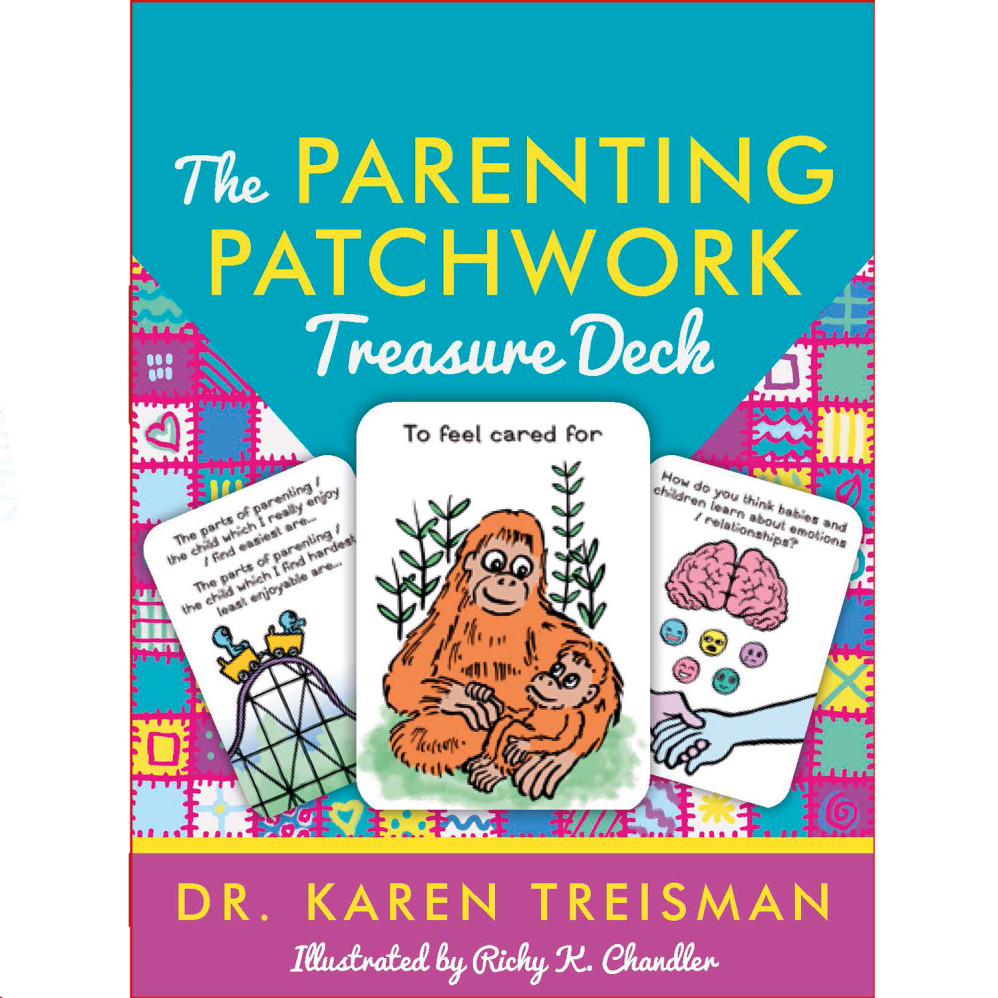 The Parenting Patchwork Treasure Deck