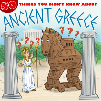 50 Things You Didn't Know About Ancient Greece