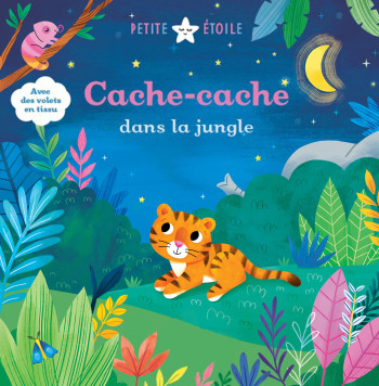 Cache-cache dans la jungle (Hide and seek in the jungle)