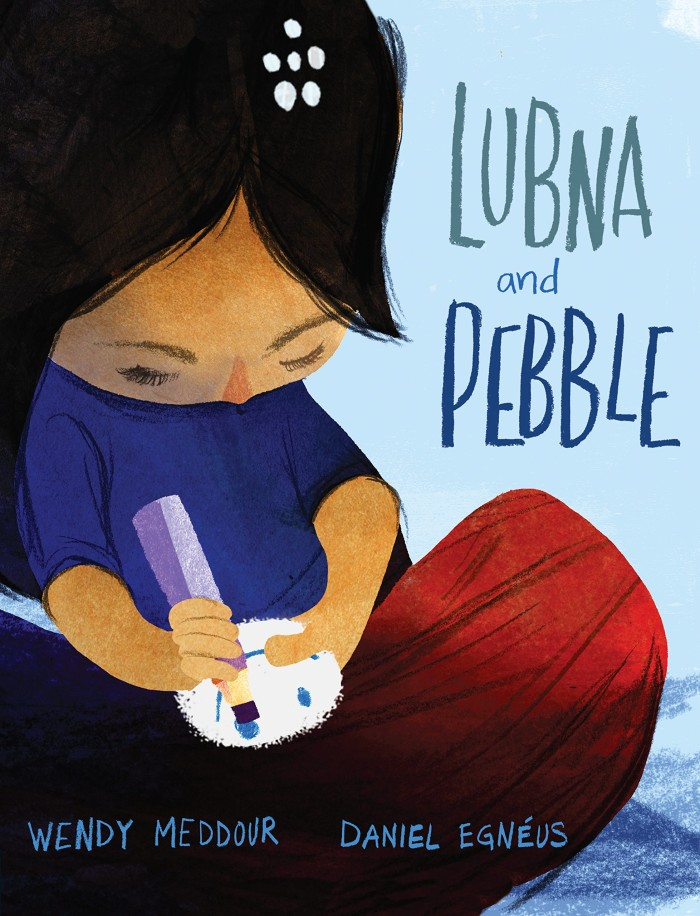 Luba and Pebble