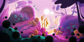 POSTCARDS FROM AN ALIEN PLANET