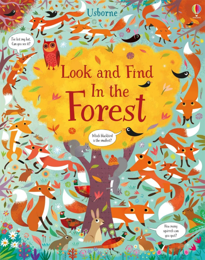 Look and Find Forest