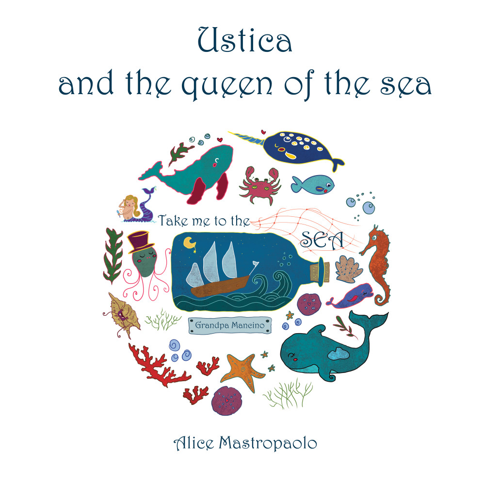 Ustica and the queen of the sea