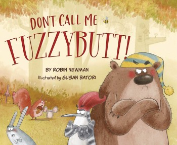 Don't Call Me Fuzzybutt