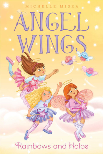 Angel Wings (Middle Grade Book Covers)