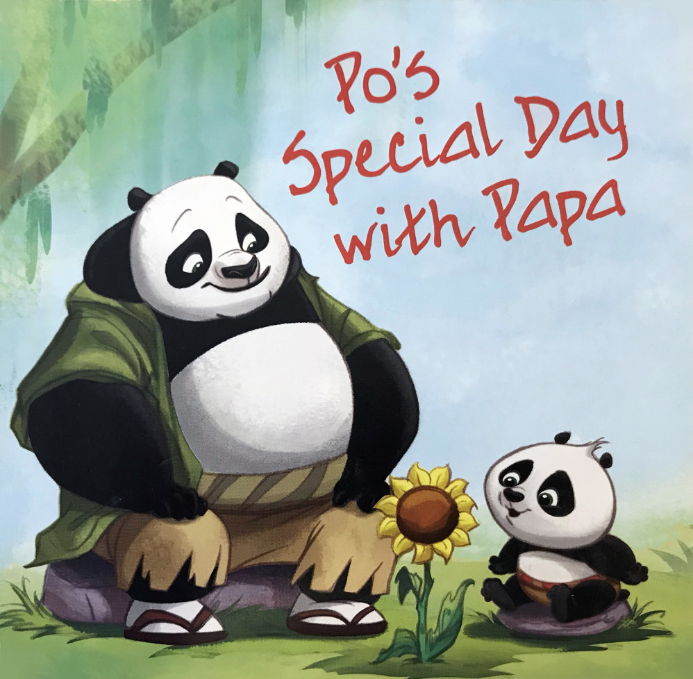 Po's Special Day with Papa - DreamWorks
