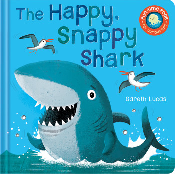 The Happy Snappy Shark