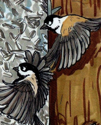 It All Started With A Chickadee