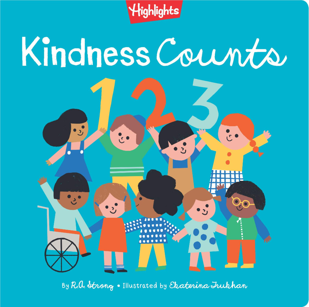 Kindness Counts 1 2 3