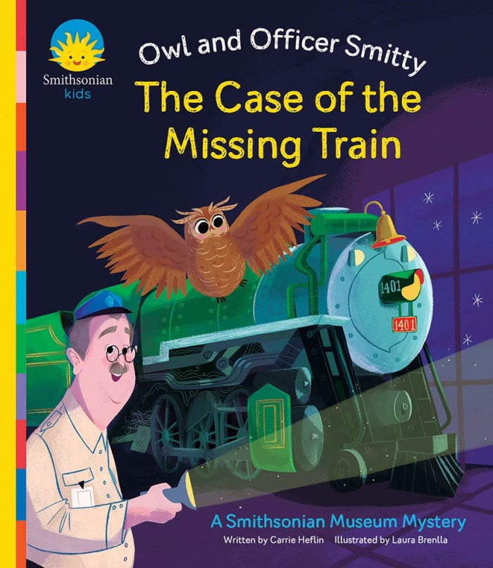 The Case of the Missing Train