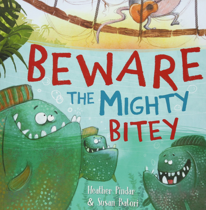 Beware The Mighty Bitey