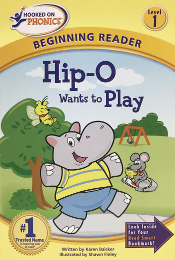 Hip-O Wants to Play - Hooked on Phonics