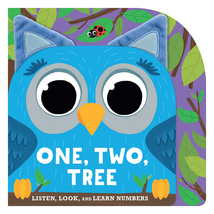 One, Two, Tree: Listen, Look, and Learn Numbers