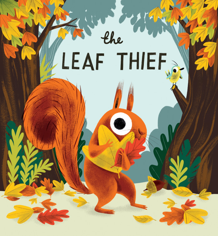 The Leaf Thief