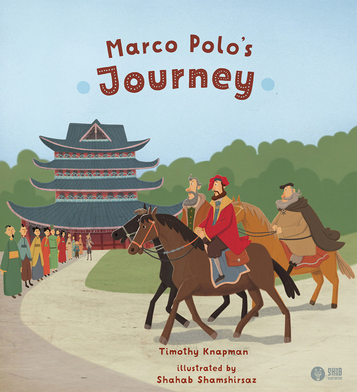 Marco Polo's Journey