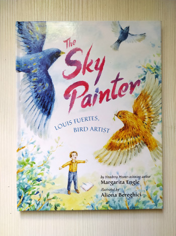 The Sky Painter: Louis Fuertes, Bird Artist, 2015