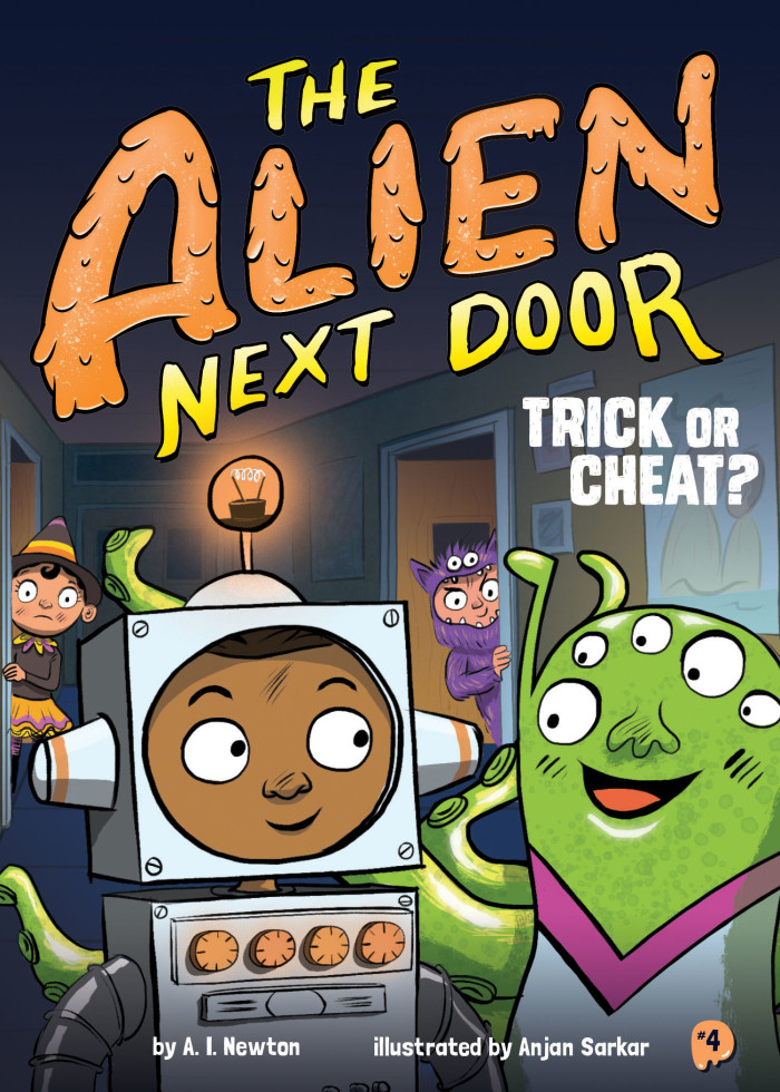 The Alien Next Door: Trick or Cheat?