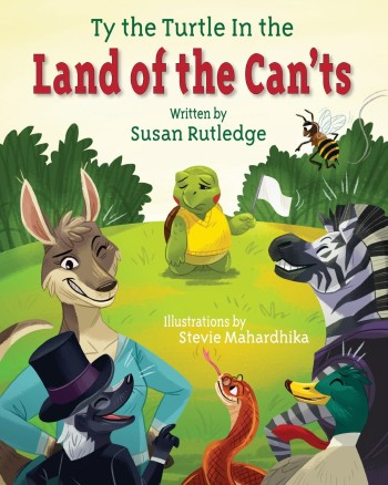 Ty the Turtle in the Land of the Can'ts Storybook